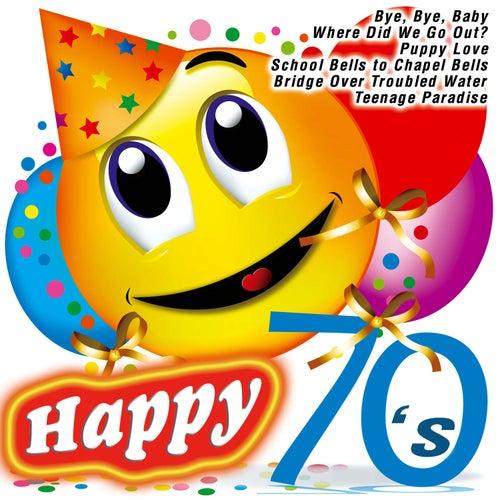 Happy 70's de Various Artists
