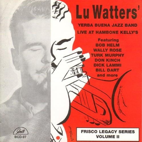 Live at Hambone Kelly's: 1950, Vol. 2 de Lu Watters