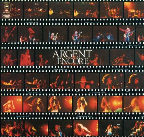 Encore (Live In Concert) von Argent