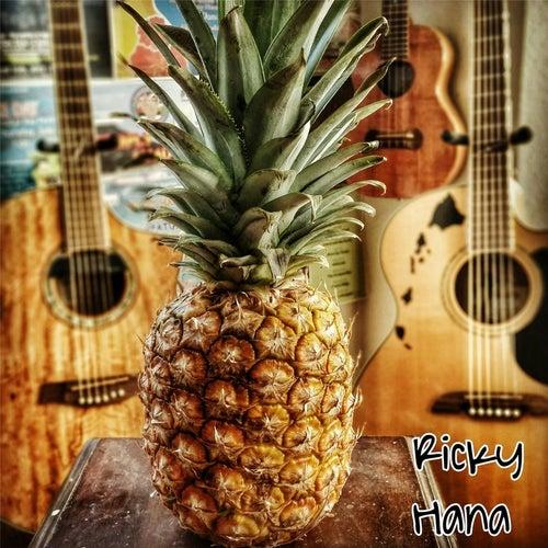 Pineapple by Ricky Hana