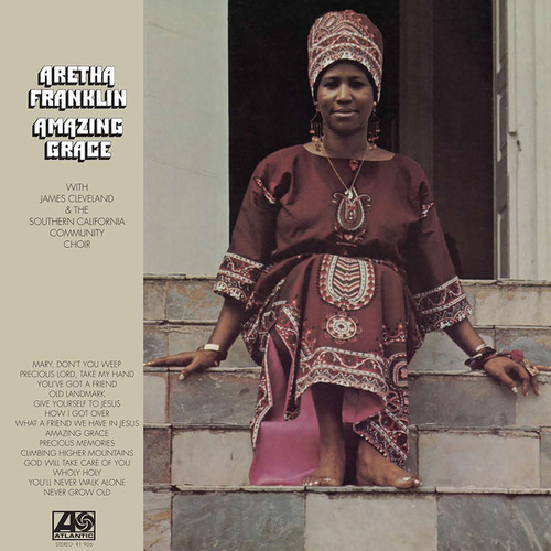Amazing Grace de Aretha Franklin