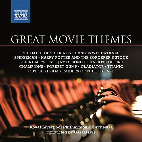 Great Movie Themes by Various Artists