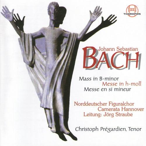 Johann Sebastian Bach: Messe in H-Moll von Jörg Straube Norddeutscher Figuralchor