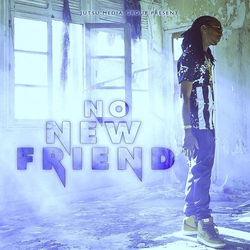 No New Friend by Keros-n