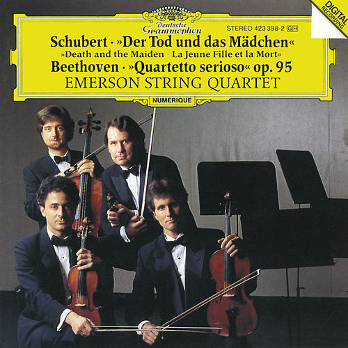 Schubert: String Quartet