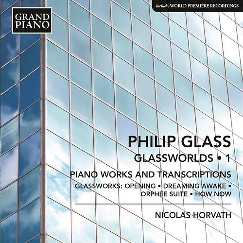 Glass: Glassworlds, Vol. 1 von Nicolas Horvath