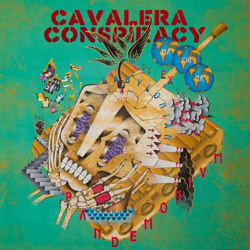 Pandemonium (Deluxe) de Cavalera Conspiracy