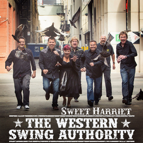 Sweet Harriet - Single by The Western Swing Authority