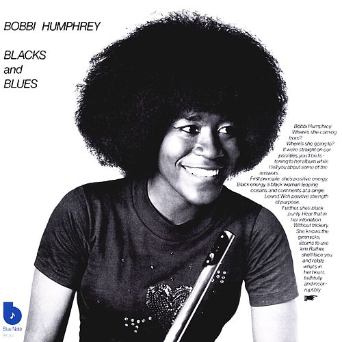 Blacks And Blues de Bobbi Humphrey