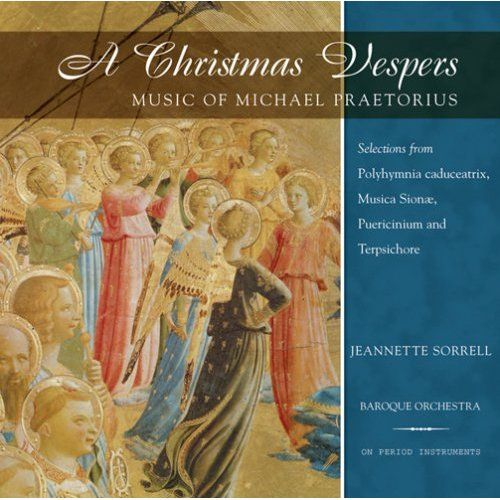 Praetorious Christmas  Vespers von Apollo's Fire