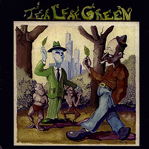 Tea Leaf Green by Tea Leaf Green