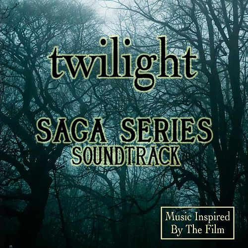 Twilight Saga Series Soundtrack (Music Inspired By the Film) de Various Artists