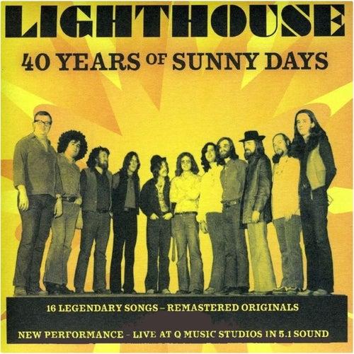 40 Years of Sunny Days de Lighthouse