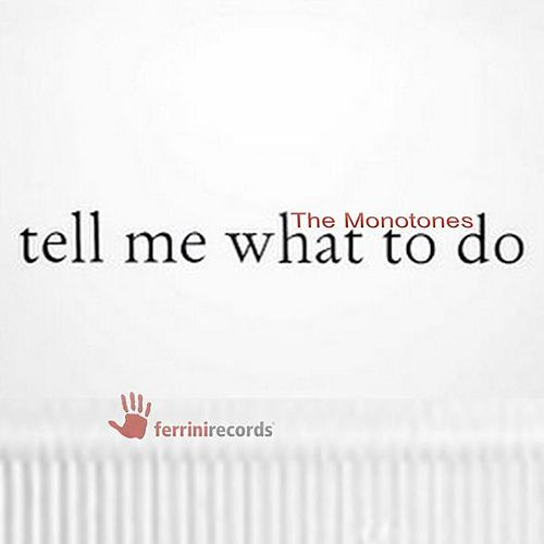 Tell Me What to Do de The Monotones