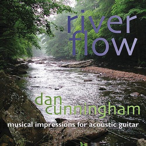 River Flow by Dan Cunningham