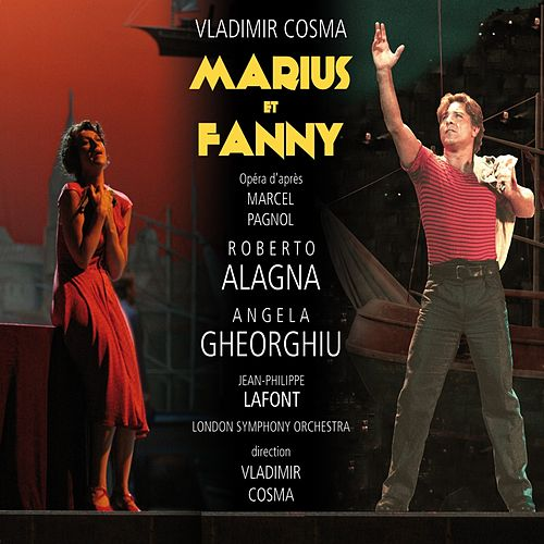 Marius et Fanny (Opéra d'après Marcel Pagnol) von Various Artists