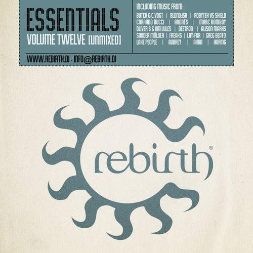 Rebirth Essentials Volume Twelve de Various Artists