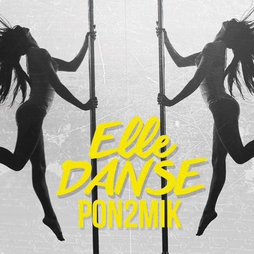 Elle danse de Pon2mik
