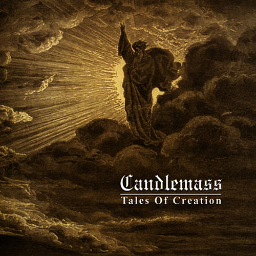 Tales Of Creation de Candlemass