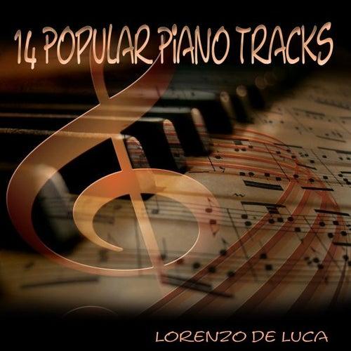 14 Popular Piano Tracks de Lorenzo de Luca