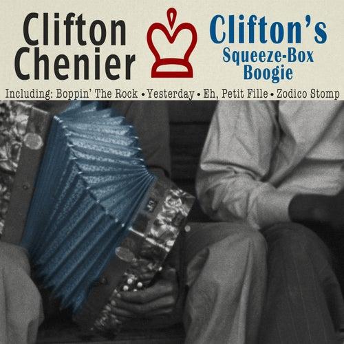 Clifton's Squeeze-Box Boogie de Clifton Chenier