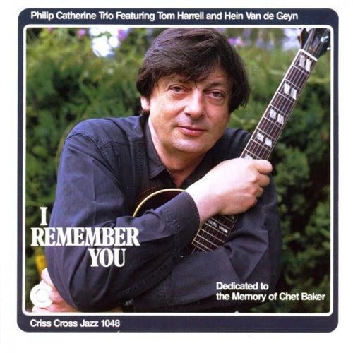 I Remember You de Philip Catherine