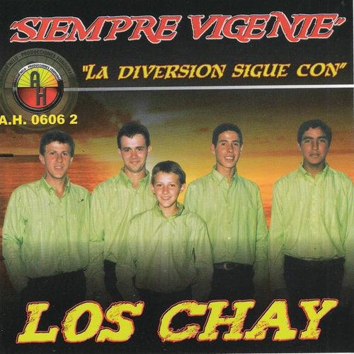 Siempre Vigente von Chay