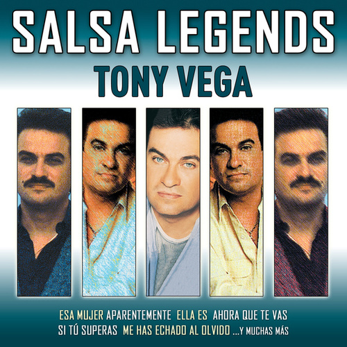 Salsa Legends de Tony Vega