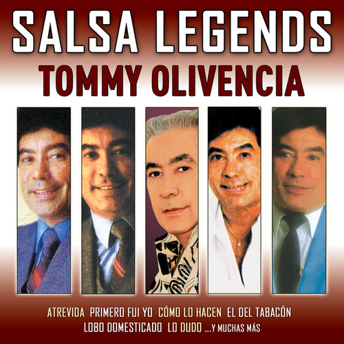 Salsa Legends de Tommy Olivencia