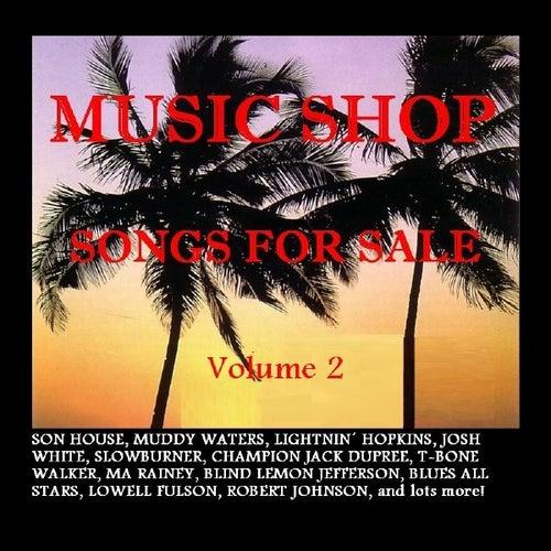 Music Shop - Songs For Sale Volume 2 de Various Artists