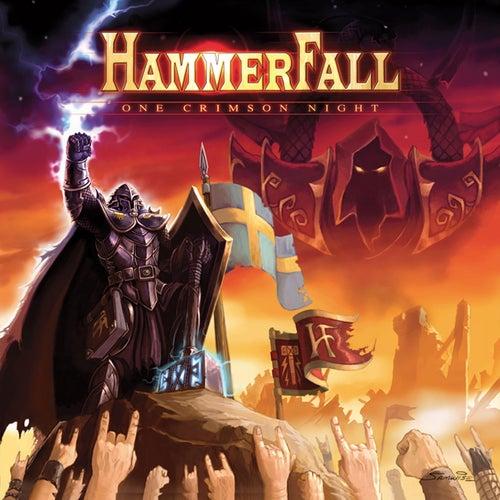 One Crimson Night by Hammerfall