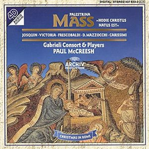 Christmas Mass in Rome by Gabrieli Players