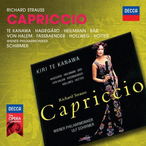 Strauss, R.: Capriccio (2) de Kiri Te Kanawa