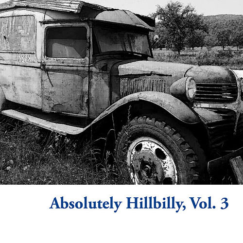 Absolutely Hillbilly, Vol. 3 von Various Artists