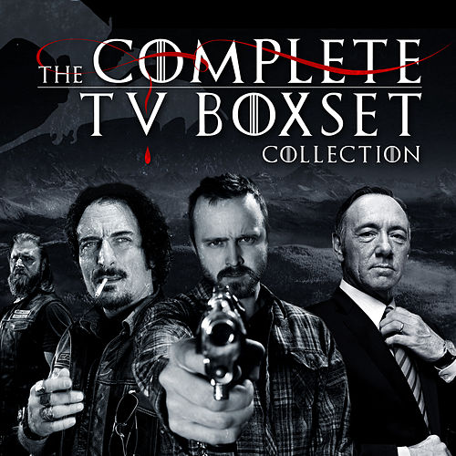 The Complete T.V. Boxset Collection de L'orchestra Cinematique