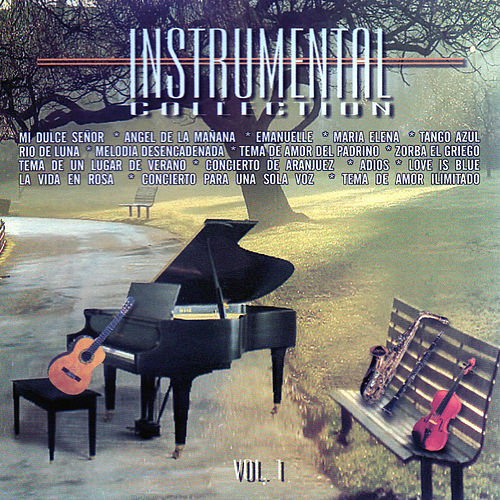 Instrumental Collection, Vol. 1 de Various Artists