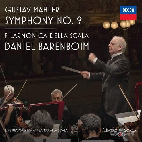 Mahler: Symphony No.9 (Live) di Filarmonica della Scala
