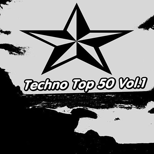 Techno Top 50, Vol. 1 by Various Artists
