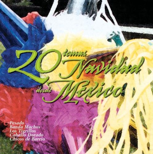 Navidad desde Mexico, 20 grandes temas de Various Artists