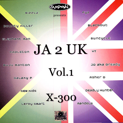 JA 2 UK Vol. 1 by Various Artists
