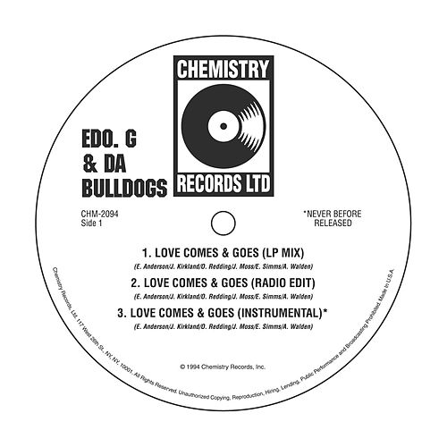 Love Comes & Goes von Edo G.