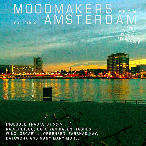 Moodmakers from Amsterdam, Vol. 2 von Various Artists