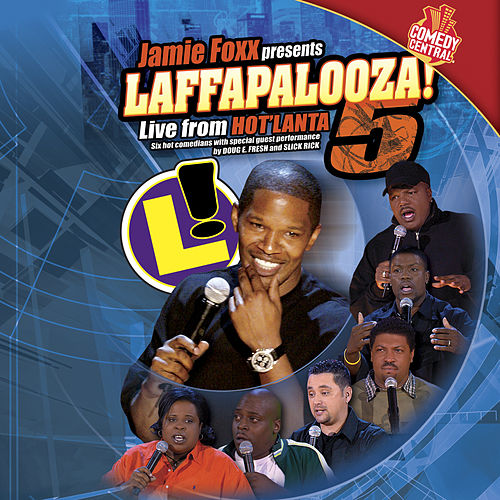 Laffapalooza! 5 de Various Artists