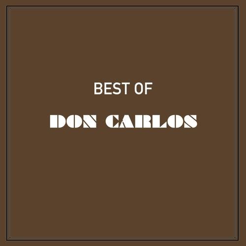Best of Don Carlos de Don Carlos