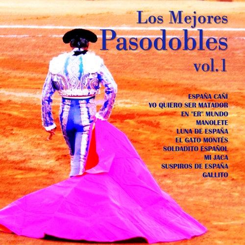 Los Mejores Pasodobles, Vol. 1 de Banda Española de Conciertos