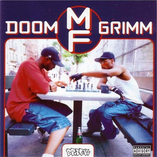 Mf EP by MF Grimm