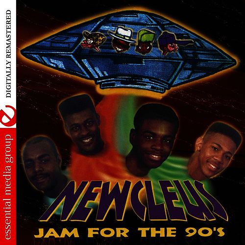 Jam For The 90's de Newcleus
