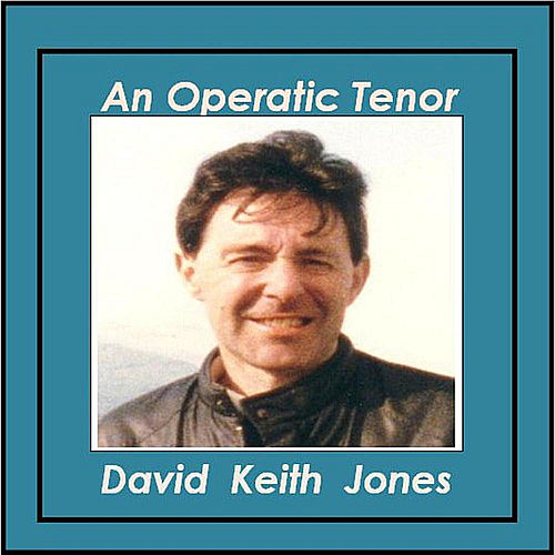 An Operatic Tenor de David Keith Jones