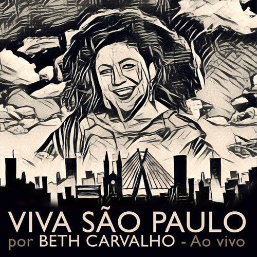 Viva São Paulo! (Ao Vivo) de Beth Carvalho