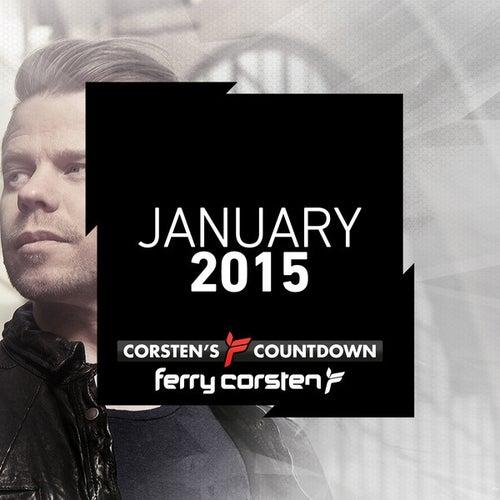 Ferry Corsten presents Corsten's Countdown January 2015 von Various Artists